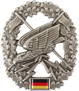 "German Fernspähtruppe ""Long Range Reconnaissance – Remote Spy Force"" Badge"